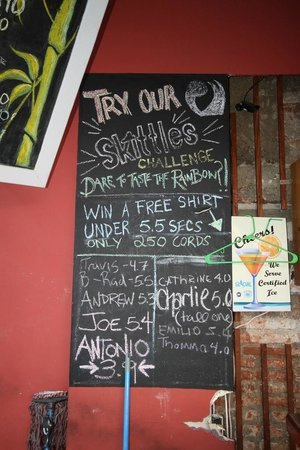 Hostel Pachamama: More drinks