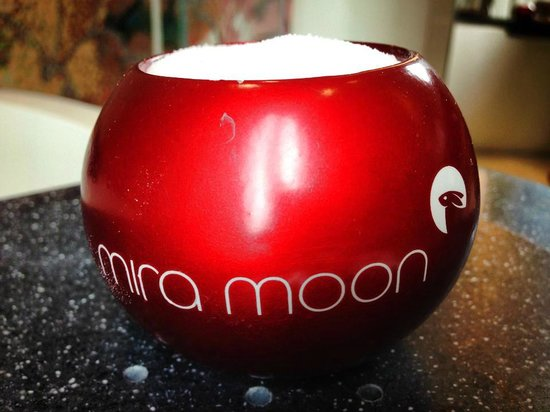 Mira Moon Hotel : Bubble salt