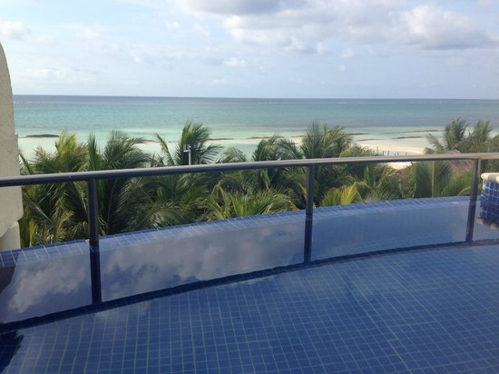 El Dorado Maroma, a Beachfront Resort, by Karisma: view from our room