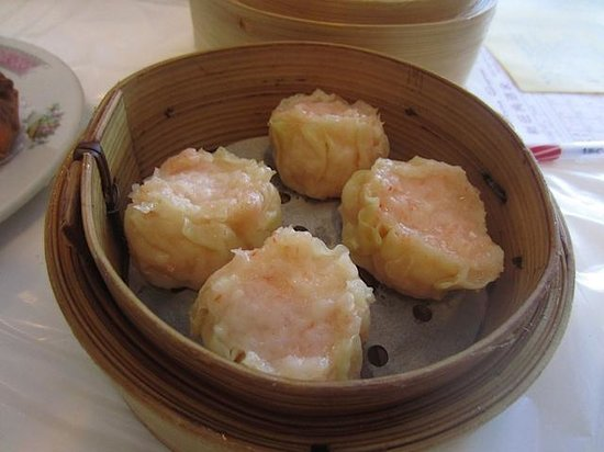 Fortune Express Restaurant: Shrimp Shu Mai - YUM!