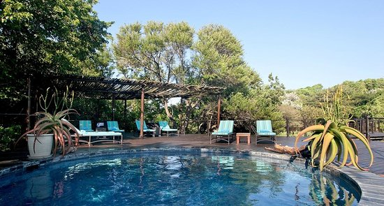 Makakatana Bay Lodge: Pool