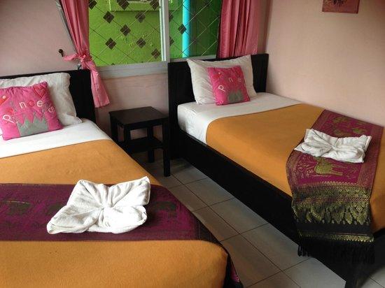 Mixay Paradise : room