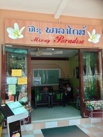 Mixay Paradise : facade/main entrance
