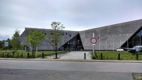 Cracovie : Main building
