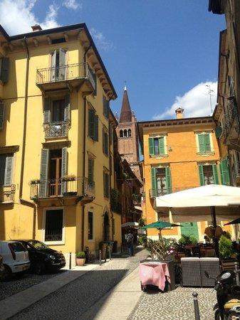 Hotel Marco Polo: Verona
