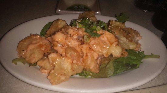 Sansei Seafood Restaurant & Sushi Bar: Dynamite Shrimp