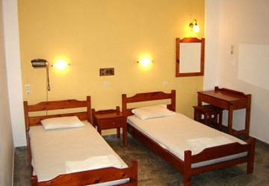 Fragiskos Hotel: chambre