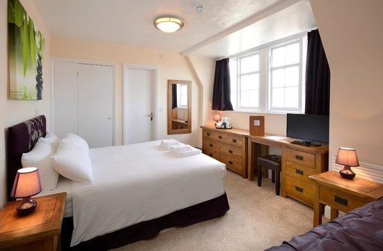 Stones Hotel, Bar and Restaurant : Double En-Suite Room