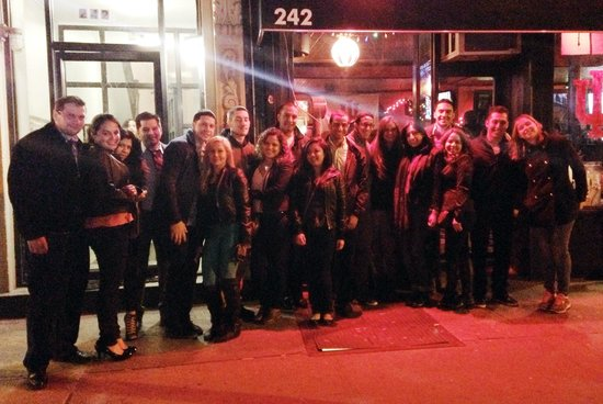 Pub Crawl New York: Such an incredible night.