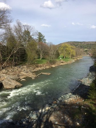 Woodstock Inn and Resort : Nearby Connecticut River