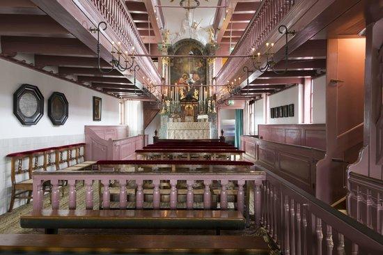 アムステルクリング博物館 (屋根裏教会)