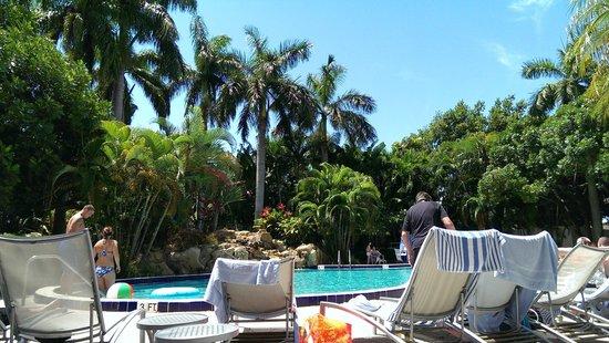Renaissance Boca Raton Hotel: Pool area