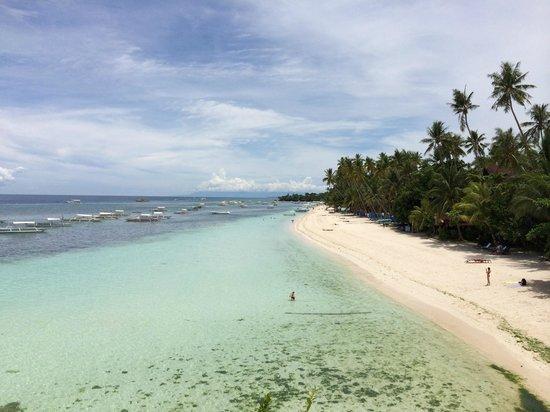 Amorita Resort: View from the hotel