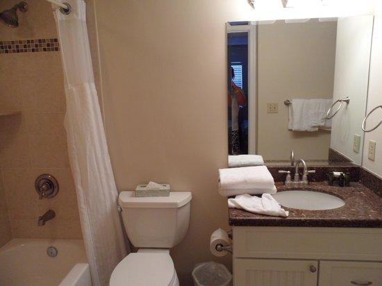 Ocean Pointe Suites at Key Largo : Second bathroom