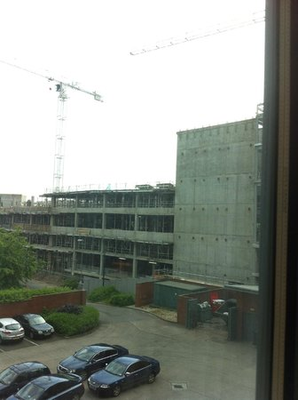 Crowne Plaza Hotel Birmingham NEC: View from room