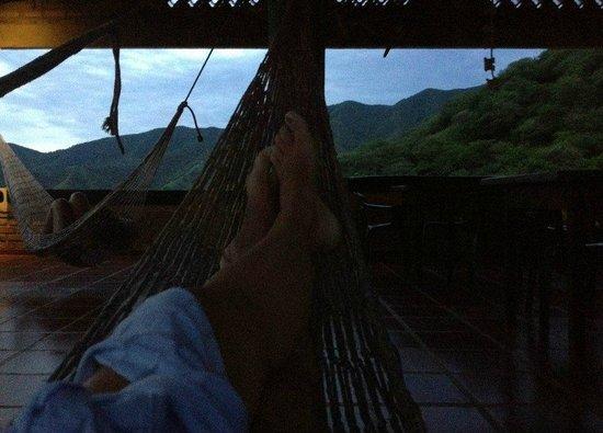 هوستل لا كازا دي فيليب: relax en el quincho