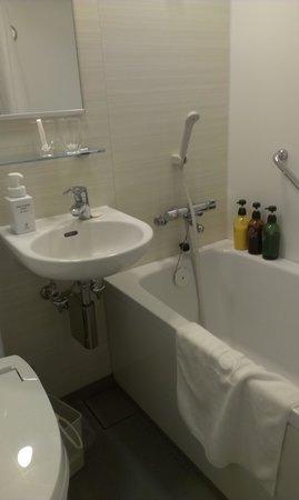 Shinagawa Prince Hotel Tokyo : Ванная комната