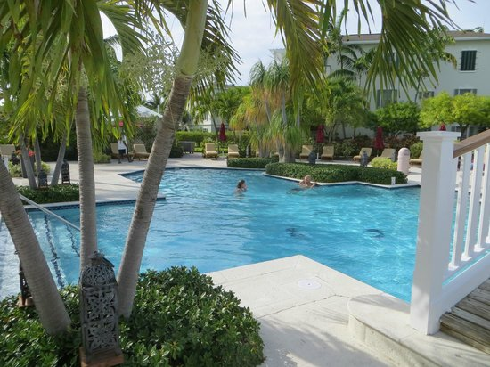 Royal West Indies Resort : One of the pools