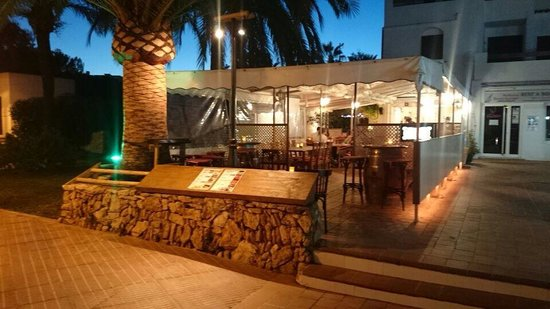 Churchills Tapas Bar : The new look