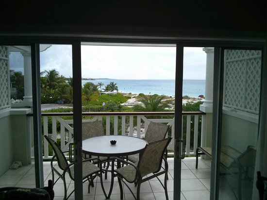 Royal West Indies Resort: studio vue sur mer.