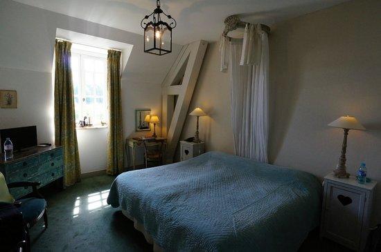 Château d'Etoges : Room