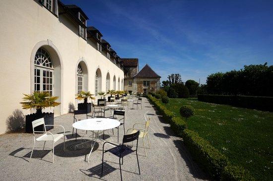 Château d'Etoges : Orangerie