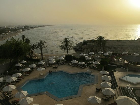 Crowne Plaza Muscat: great views