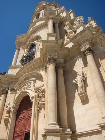 Ragusa Ibla : beautiful buildings