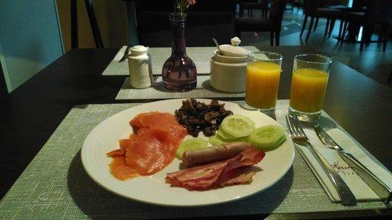 Kossak Hotel : Breakfast