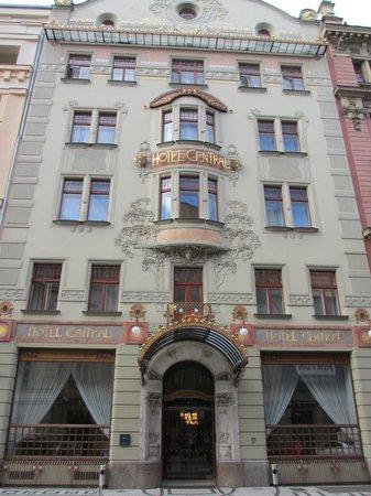 K+K Hotel Central: Aussenansicht