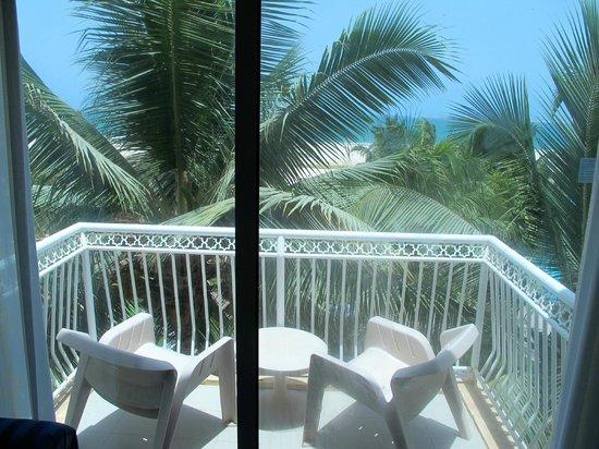 Hilton Salalah: nice sea views