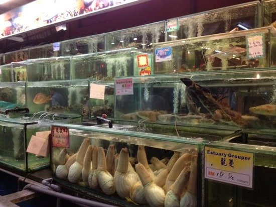 Bali Seafood Restaurant Penang