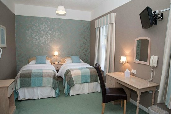 Foxhills of Shanklin: St Catherines Standard Twin Room