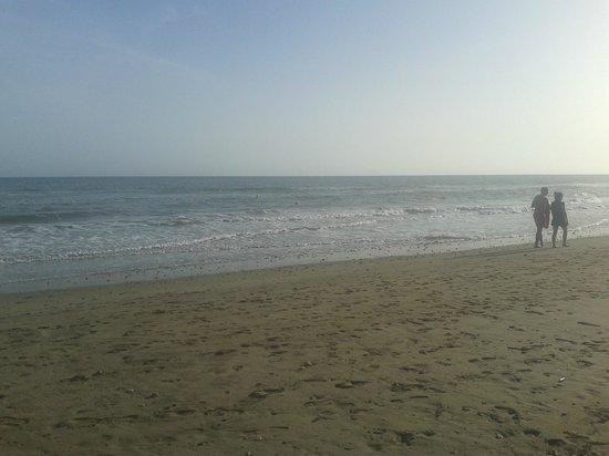 Hotel Vincci Seleccion Estrella del Mar: Playa