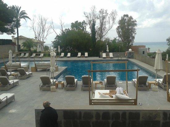 Hotel Vincci Seleccion Estrella del Mar: Piscina