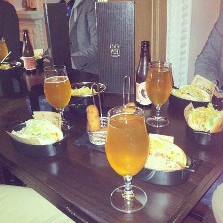 Only YOU Boutique Hotel Madrid: Afterwork