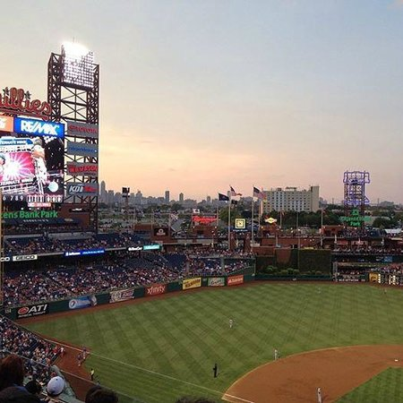 Citizens Bank Park: 5.17.14