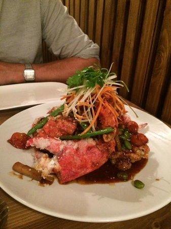 Appetite: lobster