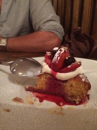 Appetite : dessert