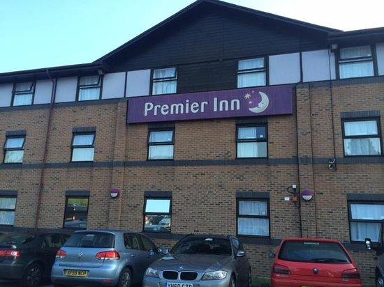 Premier Inn Hemel Hempstead West Hotel: Premier Inn Hemel West Exterior