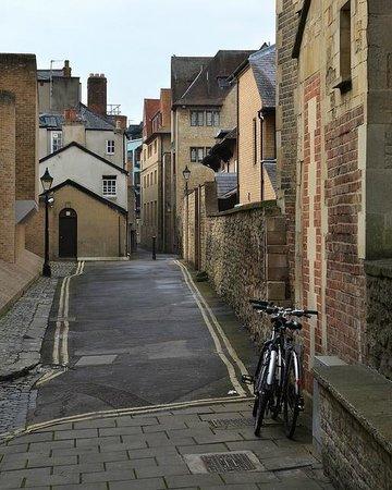 Unique British Day Tours: Oxford, thanks to Michael