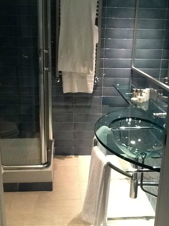 All Time Relais & Sport Hotel : bagno