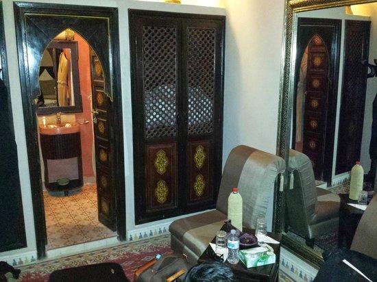 Riad - Hotel Marraplace : camera