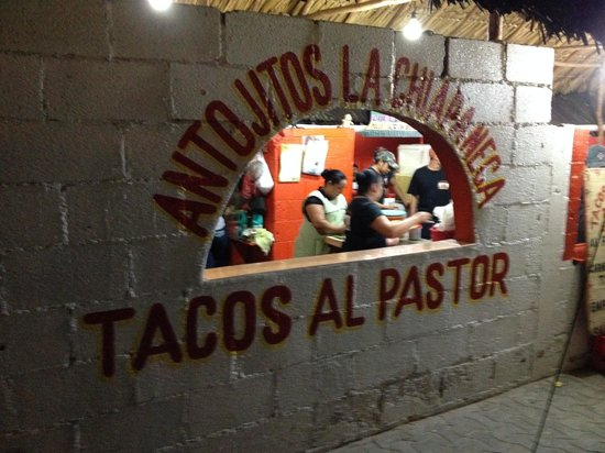 Posada Yum Kin: Great Tacos Al Pastor in Tulum