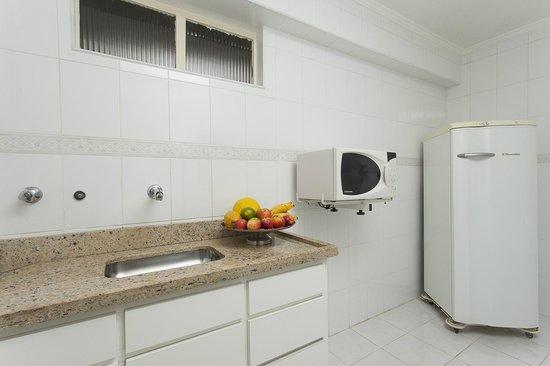 Apartamento Carina Flat Hotel