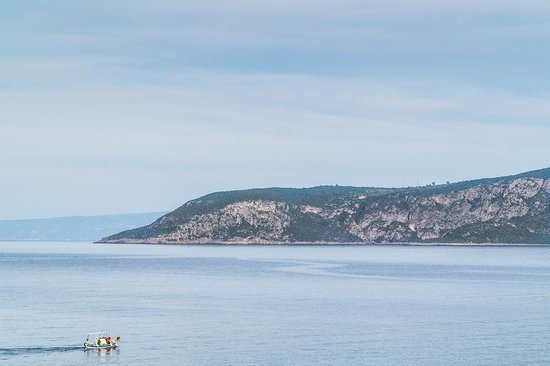 Anniska & Liakoto: Messinia Gulf view, Liakoto, Kardamili