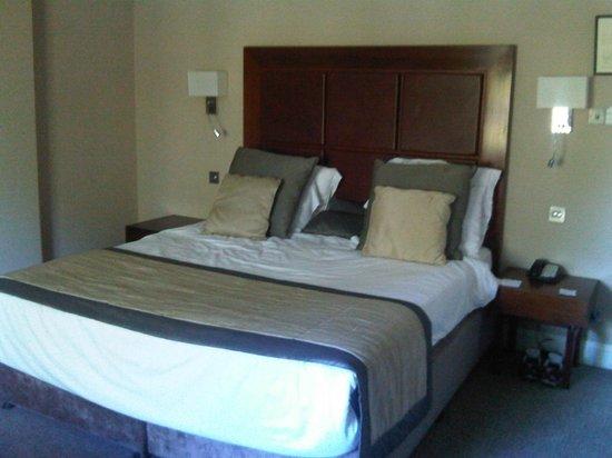 Grange Beauchamp Hotel: Bedroom