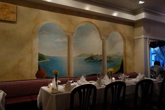 Bellissimo Restaurant: interior