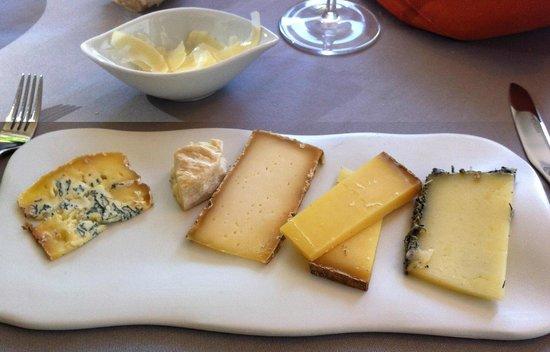 La Reserve Rimbaud : Ardoise Fromage affines