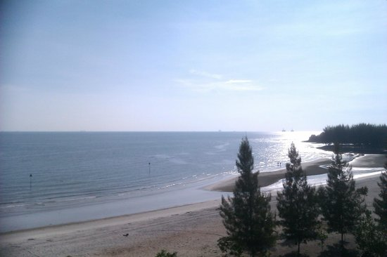 Bayu Beach Resort Port Dickson: my view from the penthouse-unedited